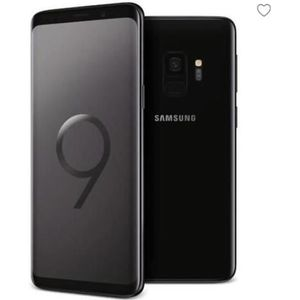 SMARTPHONE RECOND. Samsung Galaxy S9 Plus 64GB Téléphone portable Noi