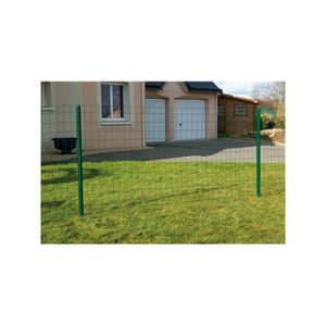 CLÔTURE - GRILLAGE Grillage axial residence-1m20-25ml