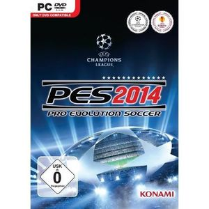 JEU PC PES 2014 : PRO EVOLUTION SOCCER [IMPORT ALLEMAN…
