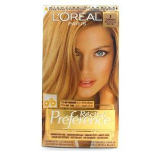 coloration loreal coloration rcital prfrence 8 blond - Coloration L Oreal Caramel