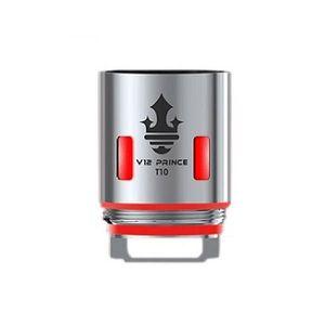 CIGARETTE ÉLECTRONIQUE Résistances TFV12 Prince T10 light - Smoktech - Ro