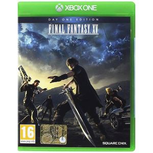 JEUX XBOX ONE Xbox One Final Fantasy XV - Edition Day One