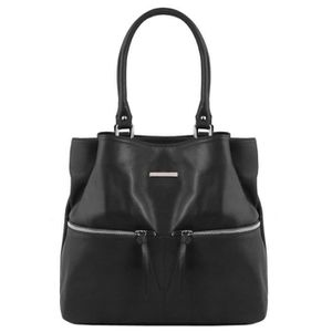d02ed97b23a SAC À MAIN Tuscany Leather - TL Bag - Sac à épaule en cuir av