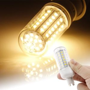 AMPOULE - LED Ampoule LED SMD 2835 G9 Blanc chaud 6W 72 Corn éle