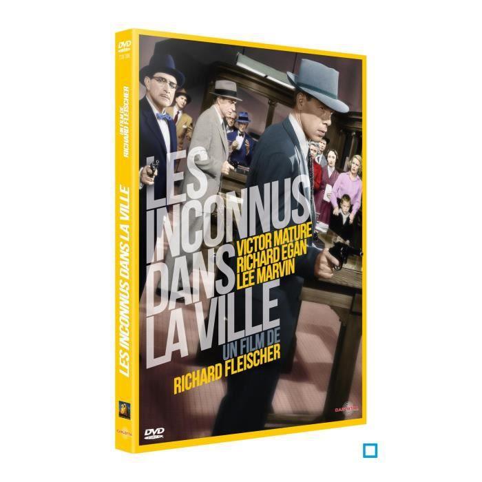 DVD Les inconnus dans la ville