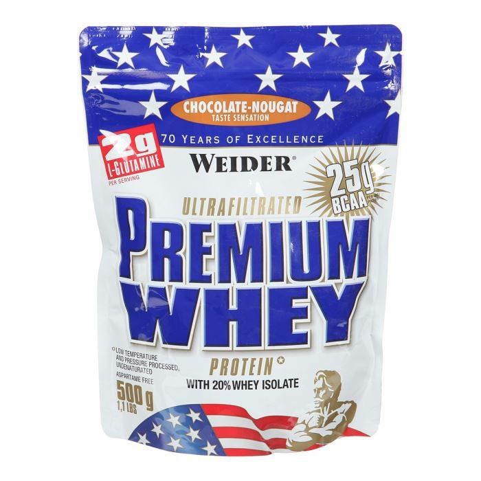 WEIDER PREMIUM WHEY 500 g NTT