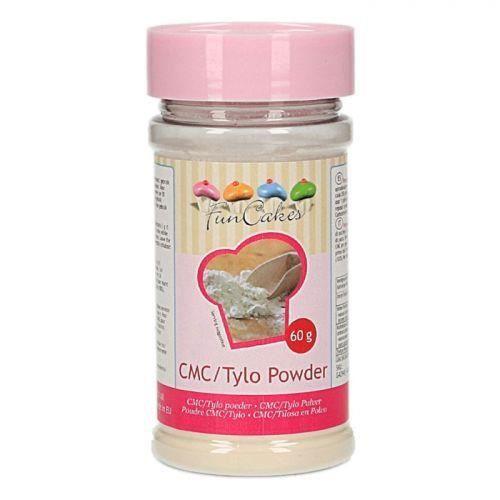 60 g de poudre Tylo CMC pour durcir vos pâtes à sucre ou pâtes d'amande.