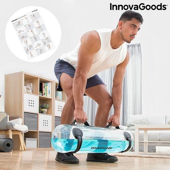 Sac à Eau de Fitness avec Guide d'Exercices Watrainer InnovaGoods
