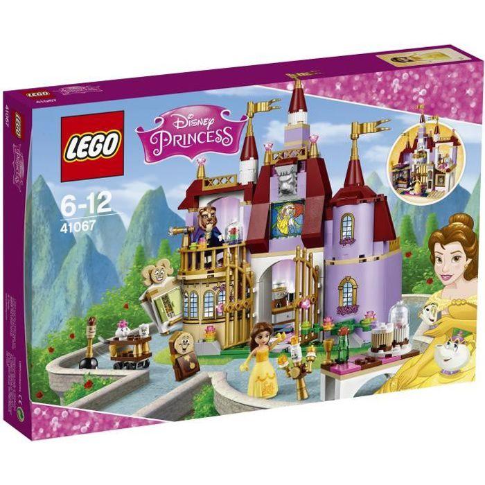 LEGO® Disney Princess™ 41067 Le Château de La Belle et la Bête