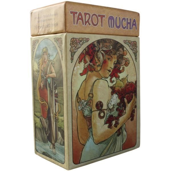 Tarot Mucha unique Multicolore