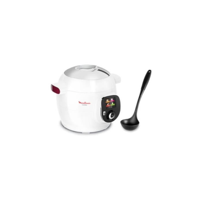 Cookeo Moulinex Cookeo CE700100 100 recettes + louche • Robot multifonction cuiseur • Robot cuisine