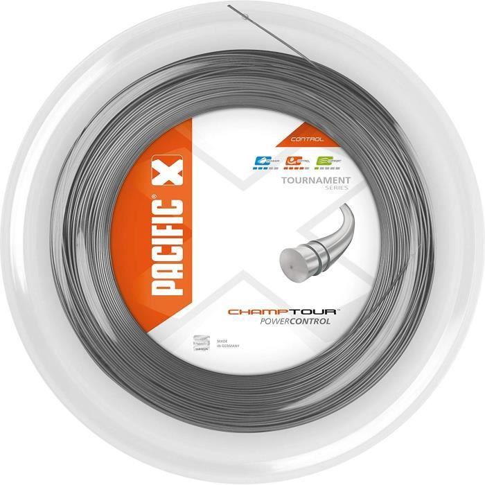 Pacific ficelle de squash Champ Tour 1.30 mm 200 mètres noir