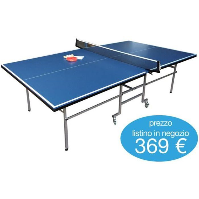 tennis de table tennis de table professionnel modèle -Roby- bleu