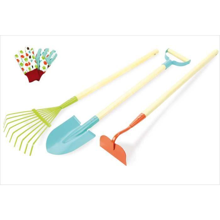 Grands outils de jardin enfant Vilac
