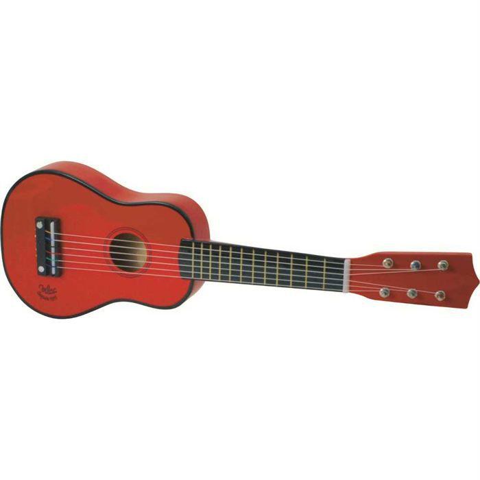 VILAC - Guitare rouge