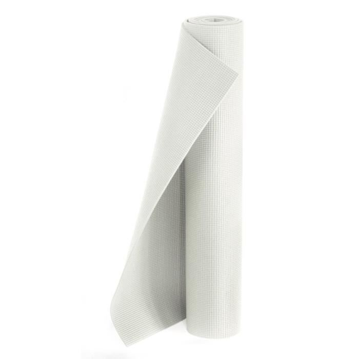 Yogistar Tapis de yoga Plus Blanc