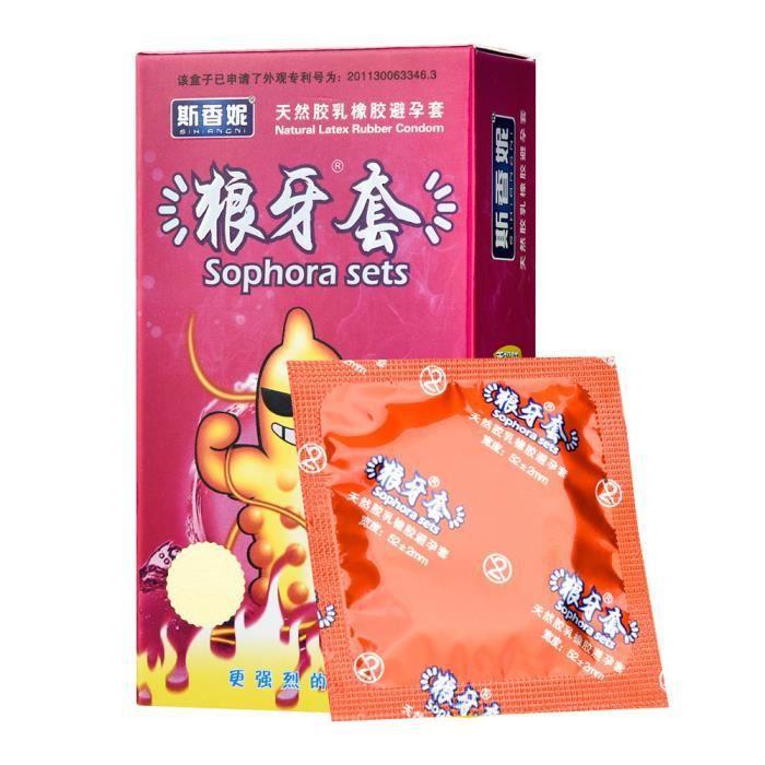 PRÉSERVATIF PRESERVATIF 12 préservatifs de latex de préservati