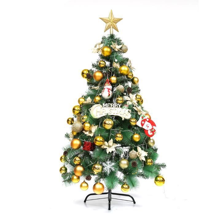 arbre sapin no l noel artificiel 180 cm d corations de no l achat vente sapin arbre de. Black Bedroom Furniture Sets. Home Design Ideas