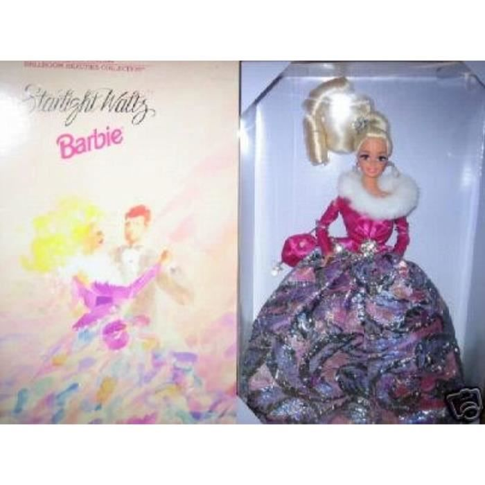 POUPÉE Poupee NT80P Starlight Waltz Barbie (Salle de bal