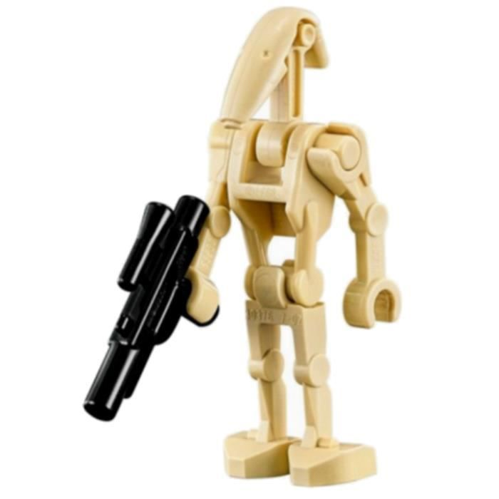 Figurine lego star wars battle droid achat vente - Personnage star wars lego ...