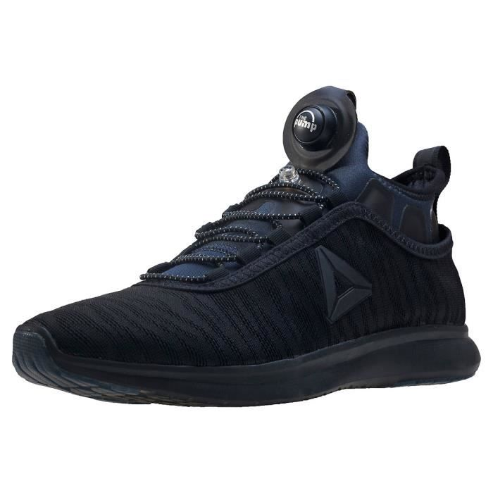 Reebok Pump Plus Flame Femmes Baskets Noir 5 UK Noir Noir