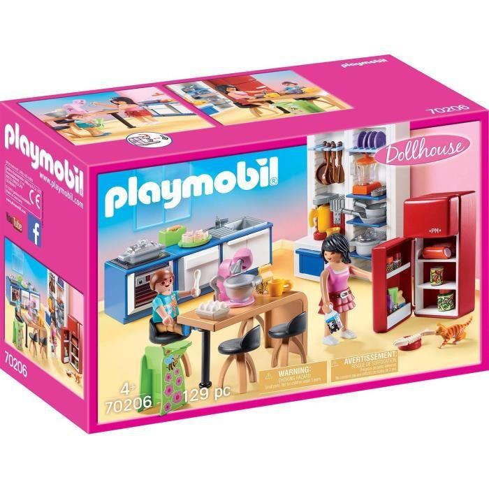 UNIVERS MINIATURE PLAYMOBIL 70206 - Dollhouse La Maison Traditionnel