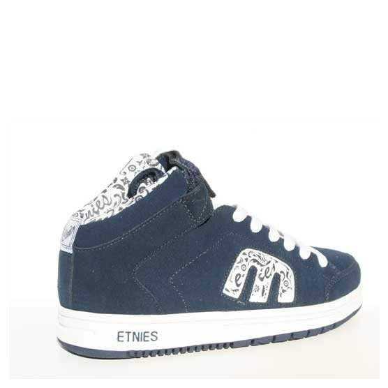 ETNIES The Flave Navy White