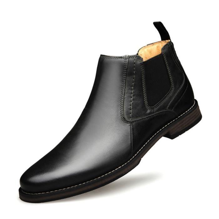 classique - vintage - rétro - Bottes de cheville pour hommes