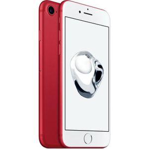 SMARTPHONE iPhone 7 256 Go Red Reconditionné - Très bon Etat