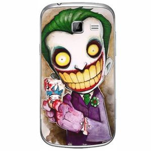 Coque galaxy trend lite joker 2 bd comics cartoon achat - Coque samsung galaxy trend lite s7390 ...