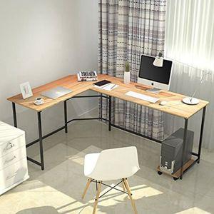 BUREAU  Bureau informatique angle table Informatique 125 x