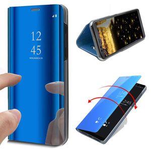 HOUSSE - ÉTUI Coque Samsung Galaxy A50 Clear View Etui à Rabat F