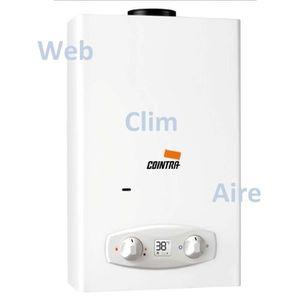 CHAUFFE-EAU Chauffe-eau gaz Cointra 11 litres DB Propane/Butan