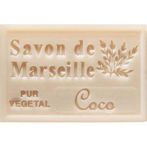 SAVON - SYNDETS Savon de Marseille parfum coco