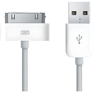 CÂBLE INFORMATIQUE Câble USB - iPhone 4, iPhone 4S, iPad 2 & iPad 3 -