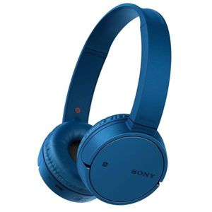 CASQUE AVEC MICROPHONE Casques Bluetooth avec Microphone Sony Bleu