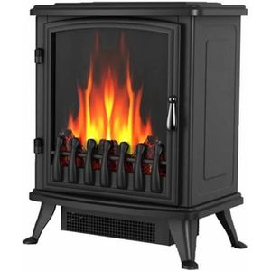 chauffage electrique feu de cheminee achat vente. Black Bedroom Furniture Sets. Home Design Ideas