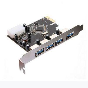 CARTE CONTROLEUR USB 3.0 PCI Express Card connecteur de carte PCI-E