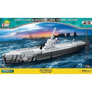 ASSEMBLAGE CONSTRUCTION USS Wahoo SS-238 Cobi