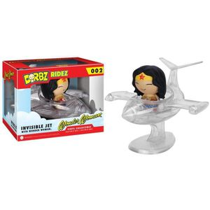 FIGURINE - PERSONNAGE Figurine Funko Dorbz Wonder Woman : Invisible Jet
