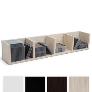 etagere murale cd achat vente etagere murale cd pas cher cdiscount. Black Bedroom Furniture Sets. Home Design Ideas