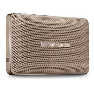 ENCEINTE CENTRALE HARMAN KARDON - Enceinte BT ESQUIRE MINI - Gold