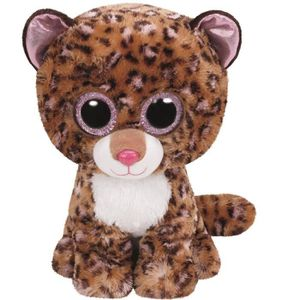 PELUCHE TY - BEANIE BOO'S Peluche Patches Léopard 23cm