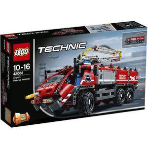 ASSEMBLAGE CONSTRUCTION LEGO® Technic 42068 Le Véhicule de Secours de l'Aé