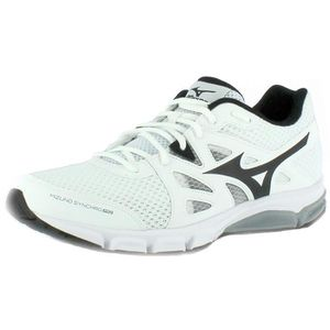 CHAUSSURES DE RUNNING Mizuno Synchro Md Chaussures de Course Homme Blanc