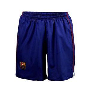 SHORT DE FOOTBALL Short F.C. Adulte Barcelone Replica 2017-18 [AB421
