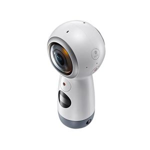 APP. PHOTO INSTANTANE Samsung Gear 360 (2017) R210 Camera blanc appareil