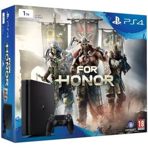 CONSOLE PS4 Console PlayStation 4 Sony Ps4 Slim 1To 1000 Go +