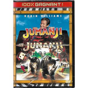 DVD FILM DVD - Jumanji [ Robin Williams, Kirsten Dunst, Bra