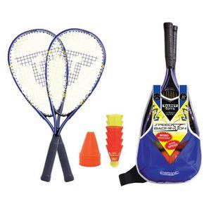KIT BADMINTON TALBOT TORRO Set de Badminton Speed 6000 - 2 raque